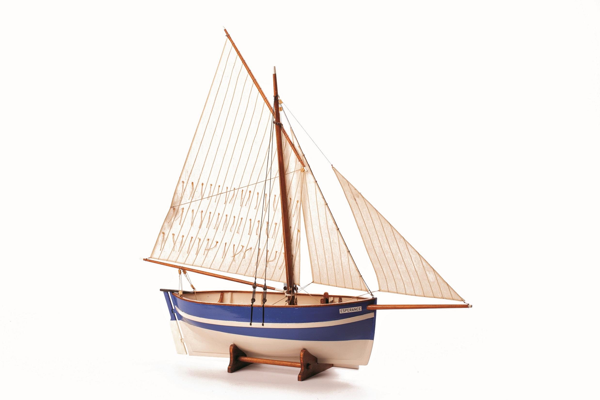 Billing Boats 319 x 95 mm Lifeboat for Model Building Kit